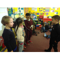 Y2 Role Play a Baptism