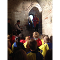 Y2 Visiting and Experiencing Castle Life