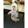 astronaut KKJ