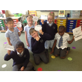 Freeze frame from Literacy