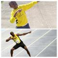 """Usain """"Lightening"""" Bolt - whizz bang A"""