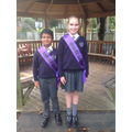 Fatima House Captains 2019-2020