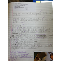 Y2 Instruction Writing