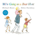 Perhaps you can go on your own bear hunt?