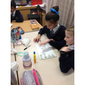 Y5 converting improper fractions to mixed numbers