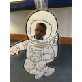 a new astronaut joins the crew