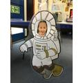 astronaut SB