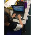 Computing - Honing our typing skills!