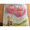 the cover of the Invisible String book