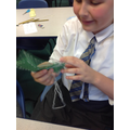 Year 6 Sewing exploration session