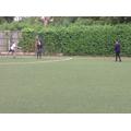 Tennis through a hoop!