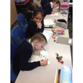 Finding and showing decimal fractions