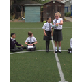 Year 5 - performing proclamations