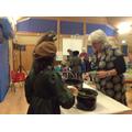 Y6 Soup Kitchen Cafod Fundraiser