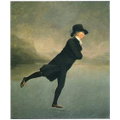 The Skating Master - Henry Raeburn