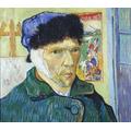 Self Portrait - Vincent van Gogh