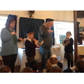 Learning about Jewish life and customs.