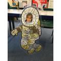 astronaut KS