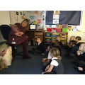 Mrs Warren's toys through time visit