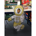 astronaut EW
