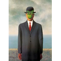 The Son of Man - Magritte