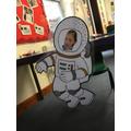 astronaut HC