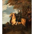 Equestrian Portrait of Charles I - van Dyck