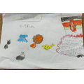 Love Sionainn's drawings of the Big 5!