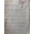 Rupert's letter from home