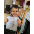 Pino's space quiz - well done!