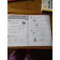 Amazing maths from Joshua