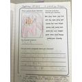 Y1 describing a friend for Beegu