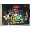 Dogs Playing Poker - C M Coolidge