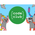 Mr Cook runs a Code Club, every other half term.