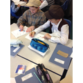 Y6 WW2 Day: packing a suitcase for evacuation