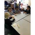 3D modelling with salt dough 20/9