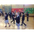 Y4 Badminton fun!
