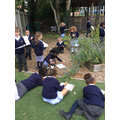 Y1 investigate and name areas of the school Sep19