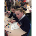 Y5 changing improper fractions to mixed numbers