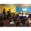KS1 Assembly led by Worship Council