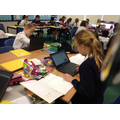 Researching & creating a slide show - Y5