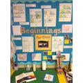 Some Y2 work on Creation and Beginnings