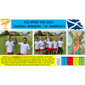 KS2 Sports Day Winners ST ANDREW'S
