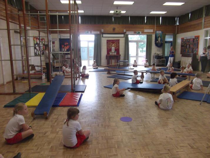Gymnasium Hall