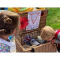 A VE Day picnic