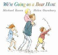 Story Focus - We're going on a Bear Hunt