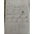 Cery's Maths work
