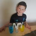 Noah-Jacob's Science experiment