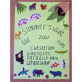 What a lovely Zoo Poster Summer!