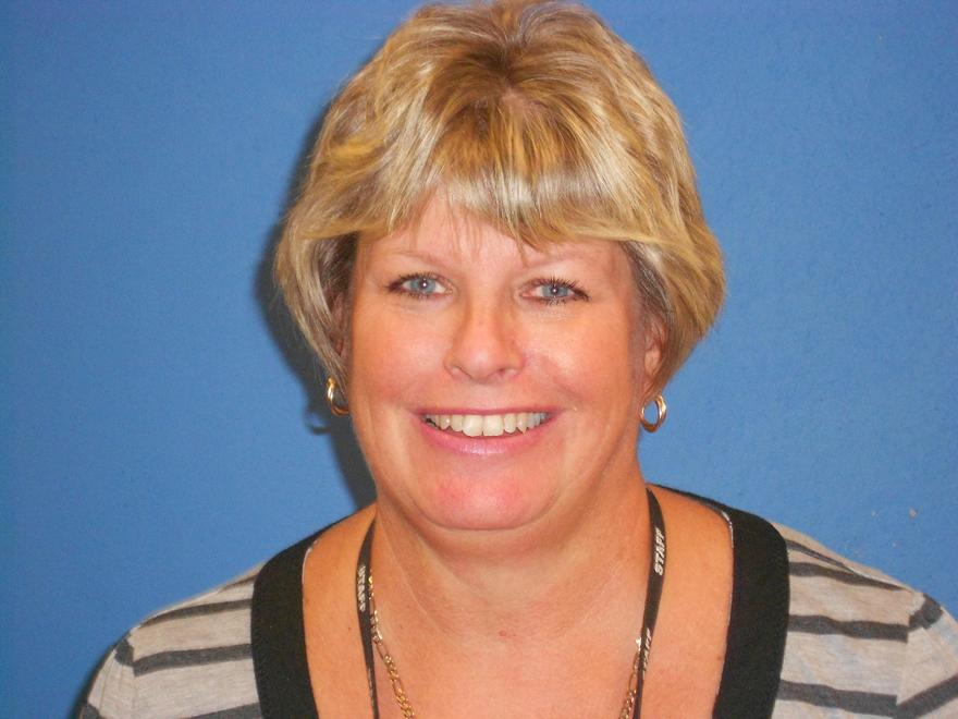 Mrs Clarke Early Year Practitioner